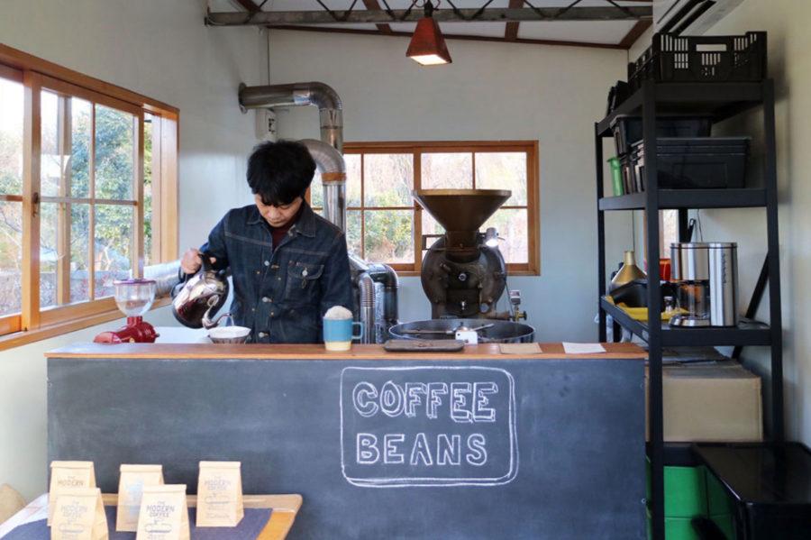 ザ・モダンコーヒー KAWAGUCHI ROASTERY