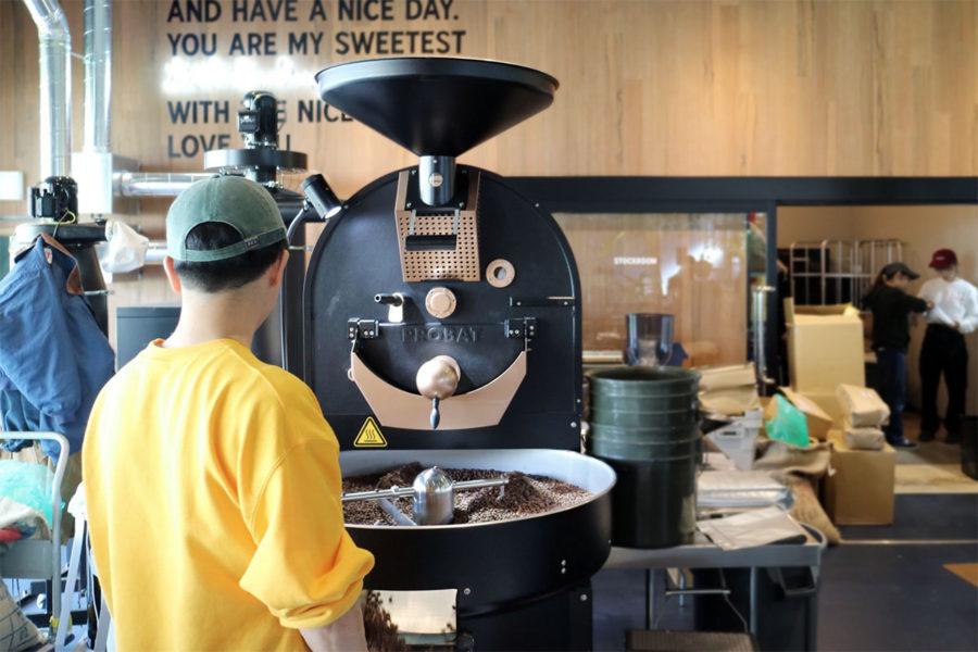 Little Darling Coffee Roasters 赤川直也