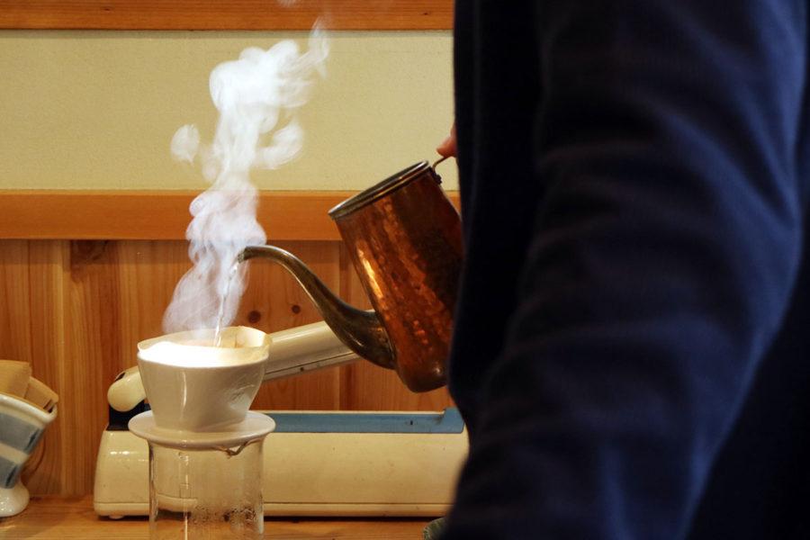 珈琲焙煎庵 和樂