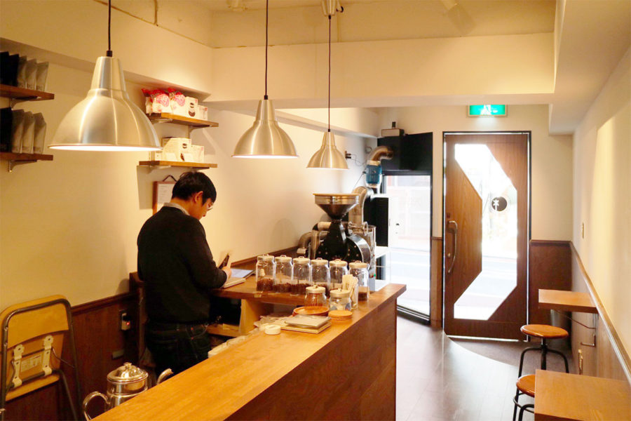 CROSSING Coffee Roastery