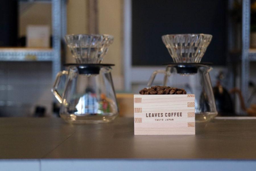 LEAVES COFFEE ROASTERS