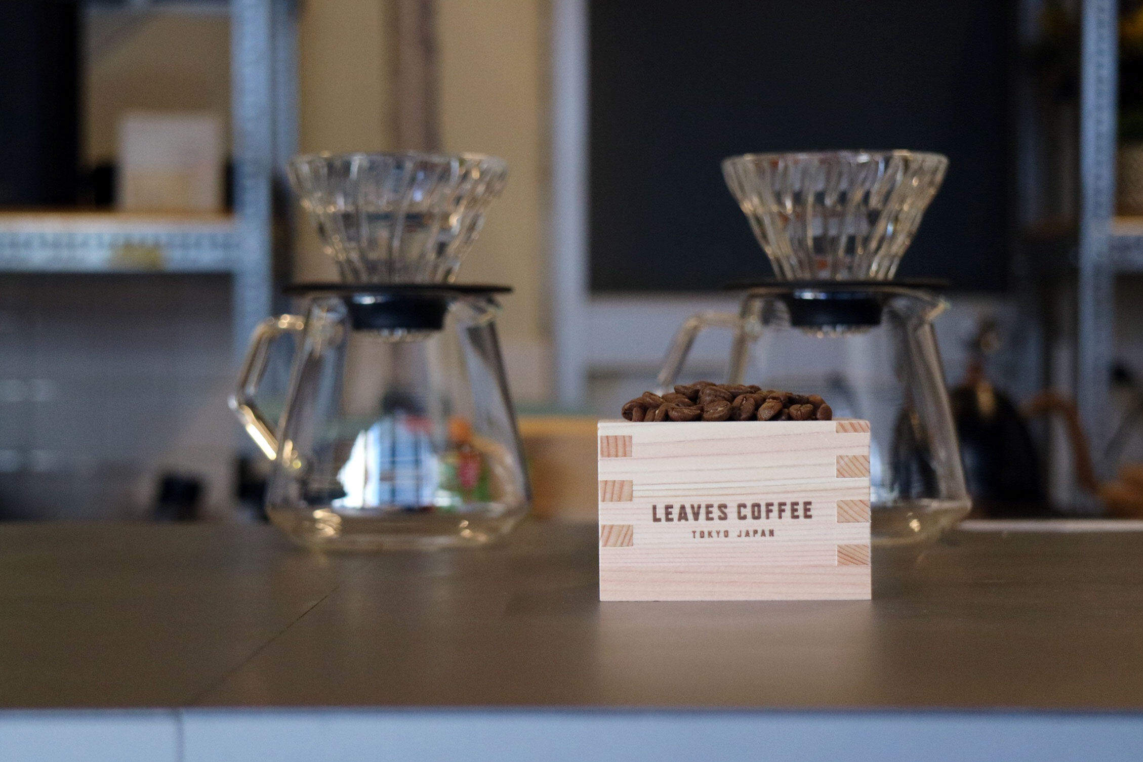 LEAVES COFFEE ROASTERS