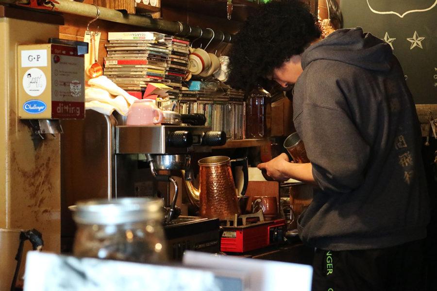 GP coffee roaster