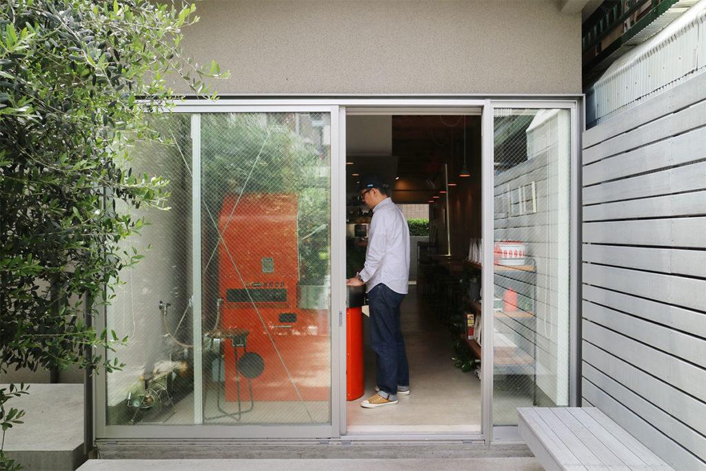 FINETIME COFFEE ROASTERS 近藤剛