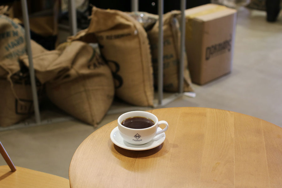 PASSAGE COFFEE ROASTERY