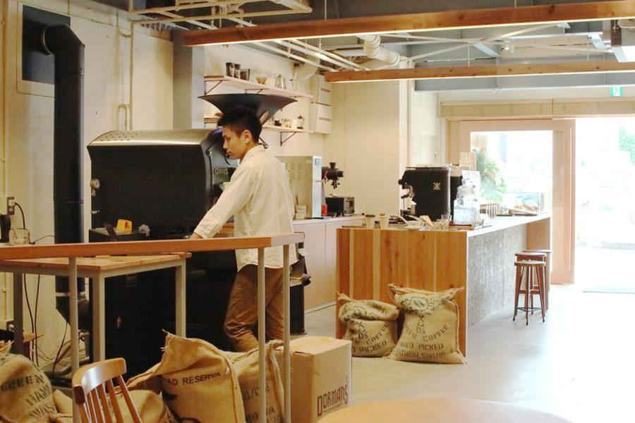 PASSAGE COFFEE ROASTERY 佐々木修一