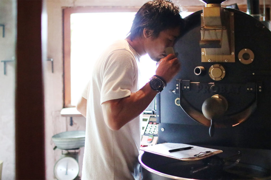 Tsukikoya Coffee Roaster