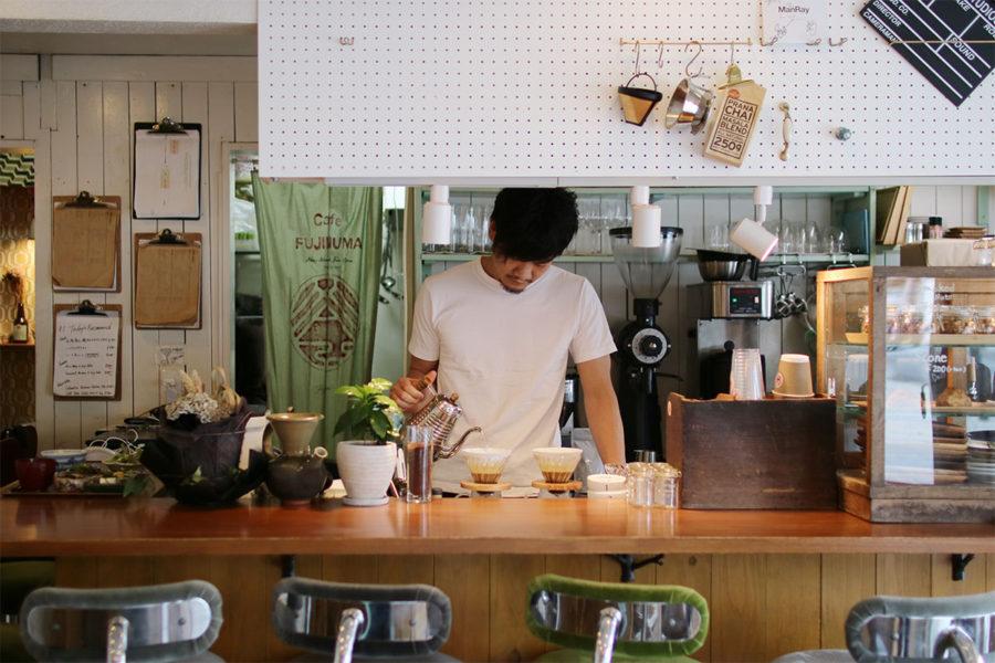 Cafe FUJINUMA 藤沼英介
