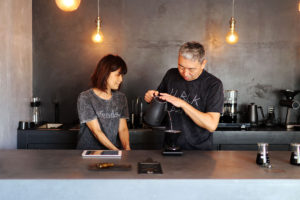 RED POISON COFFEE ROASTERS 森藤友通
