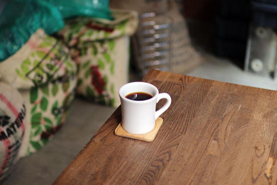 SOLA COFFEE ROASTERSコーヒーカップ