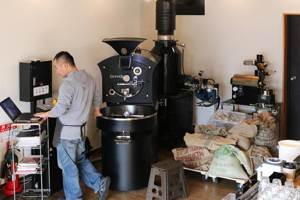 KOTO COFFEE ROASTERS 阪田正邦