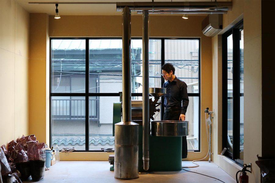 Sanwa Coffee Works 西川隆士