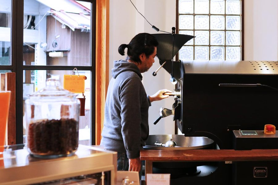 MUTO coffee roastery