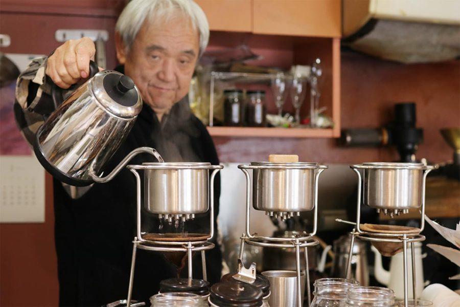 日本ネルドリップ珈琲普及協会の店