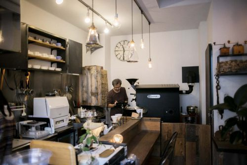 AMBER DROP COFFEE ROASTERS