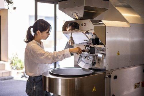 BERTH COFFEE ROASTERY Haru